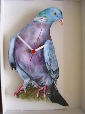 PIGEON WALL CLOCK. NEW AND BOXED.