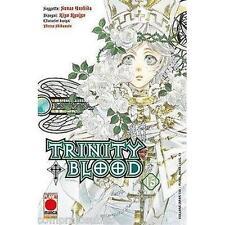 TRINITY BLOOD 15 - PLANET MANGA PANINI - NUOVO