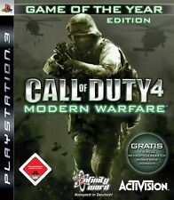 Call of Duty 4: Modern Warfare -- Game of the Year Edition (Sony PlayStation...