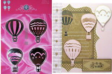 "LIN & LENE DIES - ""BALLOONS"" 12010010 FOR CARDS & SCRAPBOOKING"