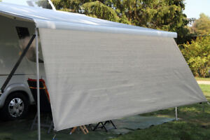 COAST TRAVELITE Sunscreen - W4025mm x H1800mm - suit  14Ft Roll-Out Awning