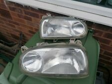 VW Mk3 Golf GTI VR6 Headlights pair