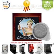 150 Cialde Donna Regina Caffè Borbone Filtro Carta Ese 44mm Forte Napoletano