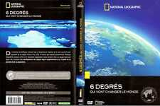 DVD National Geographic - 6 Six degrés qui vont changer le Monde | Documentaire