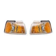 NEW TURN SIGNAL LIGHT SET OF 2 FIT FORD THUNDERBIRD 96-97 F6SZ-13201-A FO2521131