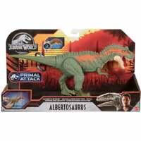 Jurassic World Massive Biters Albertosaurus Figure