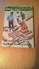 Ladybird mots clés lecture Scheme 10 A aventure sur l'île