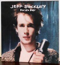 COLUMBIA PROMO CD SAMPCS 14198: JEFF BUCKLEY - Forget Her SAMPLER - 2004 AUSTRIA