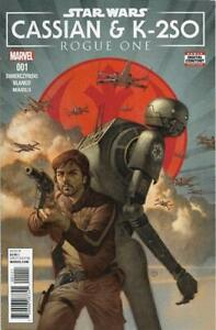 Star Wars: Rogue One - Cassian & K2-SO Special #1