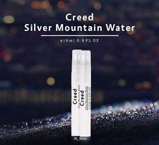 Creed Silver Mountain Water Alternative ⭐️BEST QUALITY⭐️ 15ml Perfume Sprays