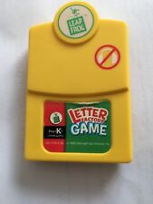 Leap Frog Letter Factory Game. Pre K - Cartridge Only