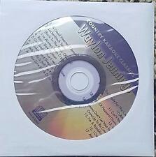 WAYLON JENNINGS KARAOKE CDG COUNTRY KARAOKE CLASSICS CKC28 - RAINY DAY WOMAN
