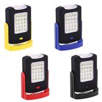 Portable Magnet Hook LED Light Battery Power Emergency Lamp For Camping Travel