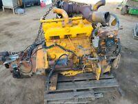 Case D336T Case diesel engine