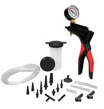 W87030 Hand Vacuum Pump Brake Bleeder Economy Tool Set Wilmar Automotive