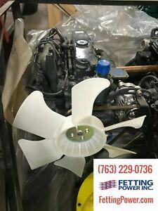 New 2.2L Kubota Diesel Engine   V2203-M-BG-ET02 A049X758