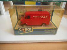 Corgi Mercedes 207d Parcelforce in Red in Box