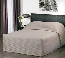 New LOGAN & MASON Hotel Quality KING Size PLAZA DRIFTWOOD BEDSPREAD RRP $260!