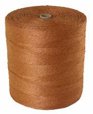 ANGEBOT: Sisalseil Sisalkordel Ø ca.2mm - ca.3.600 lfm - Fb.Terracotta ca. 8 Kg