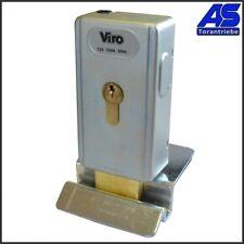 Elektroschloss V06. VERTIKALE MONTAGE für zweiflügelige Toranlagen.