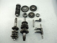 Suzuki DR100 DR 100 #6148 Transmission & Misc Gears / Shift Drum & Forks