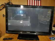 "Panasonic 42"" Tv Plasma Tc-P42U1 Works Great!"