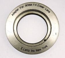 Leica Adapter Ring for 90mm f4 Elmar #1