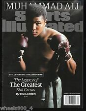 Sports Illustrated 2015 The Greatest! Muhammad Ali Newsstand Issue NR/Mint