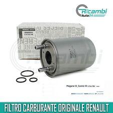 Filtro Carburante Gasolio Originale Renault Scenic III Megane III 1.5 2.0 dCi