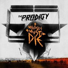 THE PRODIGY Invaders Must Die CD BRAND NEW
