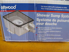 NEW! ATTWOOD #4141-4. SHOWER SUMP SYSTEM.