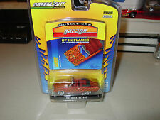 2009 GREENLIGHT UP IN FLAMES 1969 BUICK GS 400 MUSCLE CAR GARAGE SERIES 2
