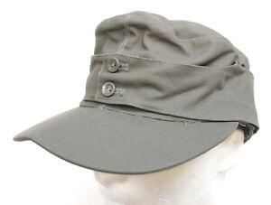 GERMAN ARMY WW2 STYLE M43 FIELD HAT / CAP in OLIVE GREEN