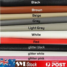 Upholstery Synthetic Leather Vinyl Cloth Fabrics Couch Auto Marine Seat Remedy
