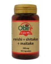 Obire - REISHI + SHITAKE + MAITAKE 300mg da 90 capsule