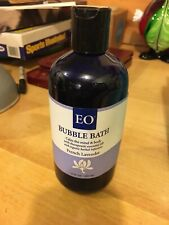EO Botanical Bubble Bath, Serenity, French Lavender With Therapeutic , 12 Ounce