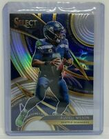 Russell Wilson Seattle Seahawks 2019 Select Sensations Silver Prizm Insert