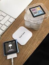 Apple Ipod Nano 6th generación Azul 8Gb. utilizado apenas. condición es perfecto.