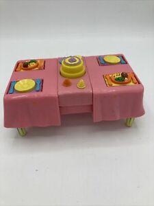 Dora The Explorer Pop Up Doll House 2003 Cake Table Replacement Feliz Cumpleanos