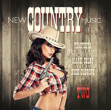 CD New Country Music Vol.2 from Various Artists 2CDs
