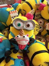 Usj official limited edition 2017 Minion Bites Plush S F/S From Japan