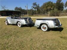 1948 Willys Jeepster Trailer