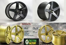 "20"" Simmons FR Concave Wheels 20x8.5 Ford Falcon BA BF FG Holden VY VZ VE VF"