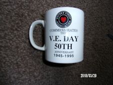 VE Day 50th Anniversary 1995 Mug (Oxford Street Party)