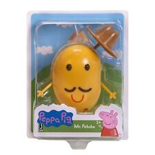 Peppa Pig's Mr. Potato Figure New/Sealed!! Toy Toddlers Ages 2+ HTF Nick Jr!!