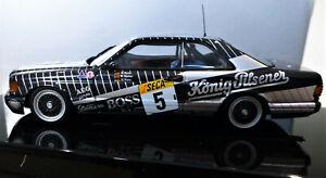 1/43 AUTOart dealer edition. Mercedes Benz 500SEC AMG Spa 1989 #5. NIB. Rare.