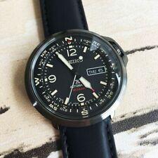 全新現貨SEIKO精工 Analog Sport Prospex 自動 Land Compass Black Mens SRPD35J1 HK*1