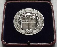 More details for the surrey county bakery & confectionery exhibition cased 1956 bakers medal