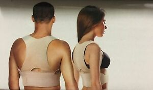 Sports Posture Brace Unisex- Improve Posture, Get Rid Of Belly Rolls (Med- Lrg)
