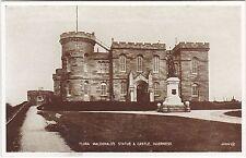 Flora Macdonald's Statue & Castle, INVERNESS, Inverness-shire